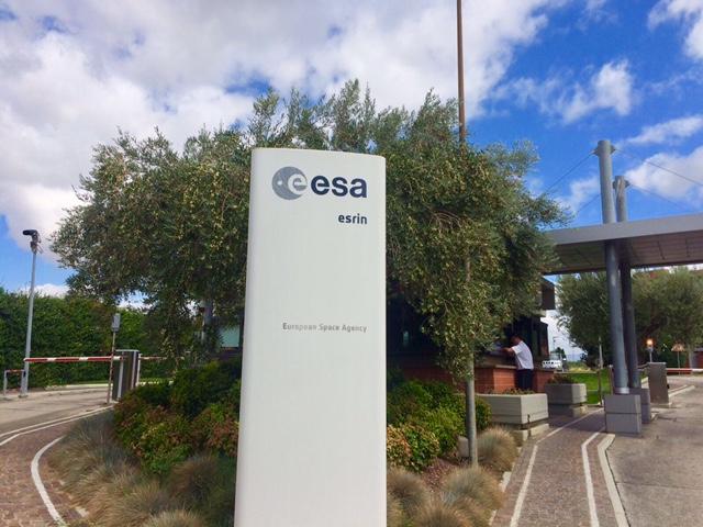 Il Lazio conquista lo spazio: calorosa accoglienza per Abbacchio Romano IGP, Olio Sabina DOP e Ricotta Romana DOP presso l'ESA