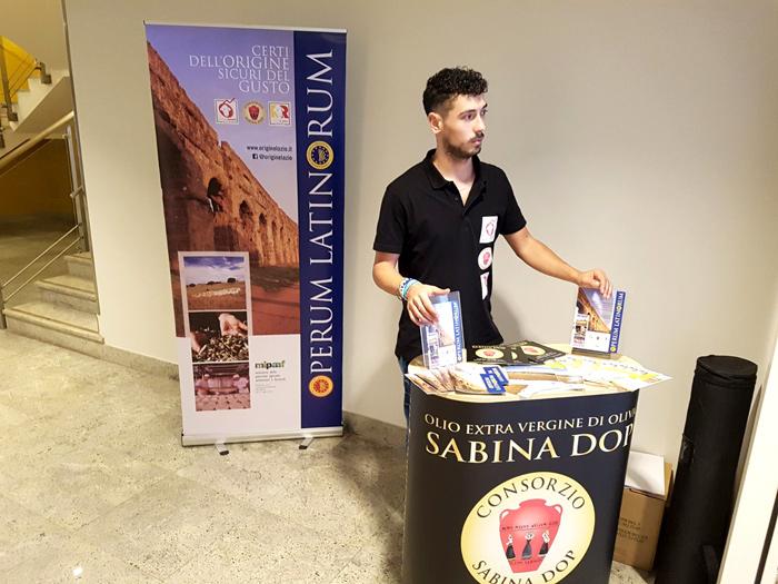 Quarto appuntamento con le delizie del Lazio: all'Università Campus Bio-medico un'accoglienza calorosa